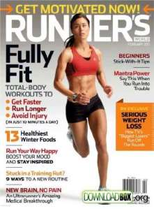 Runners' World - Jan 2011